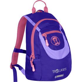 TROLLKIDS Trollhavn Daypack 7l Kids dark purple/lavender/coral rose